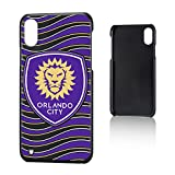 Keyscaper Orlando City Soccer Club Wave iPhone X Slim Case MLS