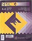 img - for Library Public Access Workstation Authentication (October 2003) (SPEC Kit, 277) book / textbook / text book