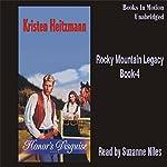 Honor's Disguise: Rocky Mountain Legacy #4 | Kristen Heitzmann