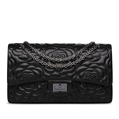 Quilted Large Flap - 6