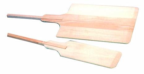 Pala de Madera para Horno 60 x 18 cm.: Amazon.es: Hogar