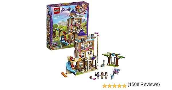 LEGO Friends Heartlake - Casa de la Amistad, Juguete de ...