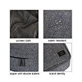 BAGSMART Portable Travel Shoe Bags with Zipper