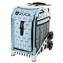 Zuca Bowz Sport Insert Bag (Pink, Blue, and Brown) for any Zuca Sport Frame) [insert only - no frame]