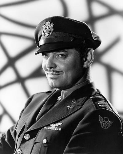 Clark Gable Command Decision in Uniform 16x20 Poster