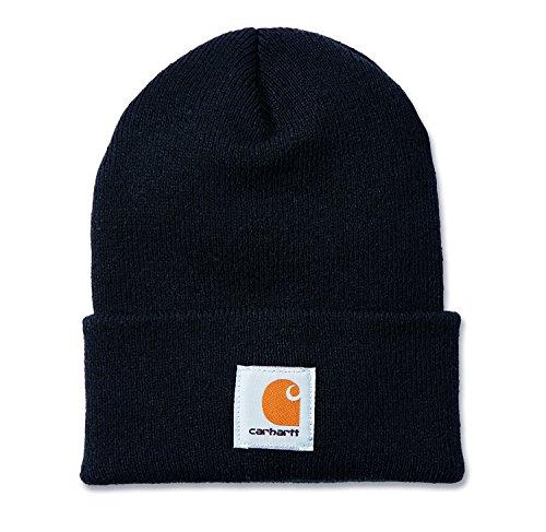 Carhartt A18 Acrilico Guarda Hat Beanie Cappello black Amazon.it  Abbigliamento