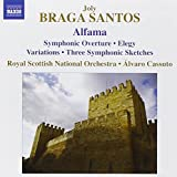 Braga Santos: Alfama; Symphonic Overture; Elegy; Variations; Three Symphonic Sketches