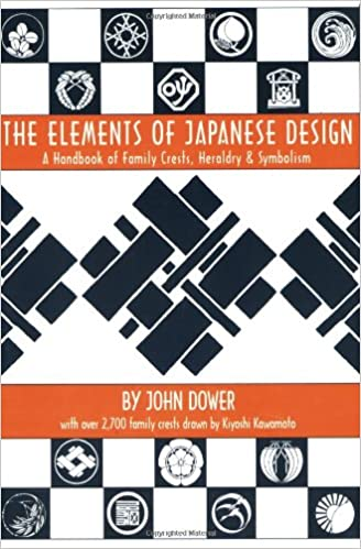 Elements Of Japanese Design Handbook Of Family Crests Heraldry