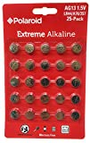 Best Cell Batteries - Polaroid Extreme GPA76 LR44 AG13 1.5V Button Cell Review