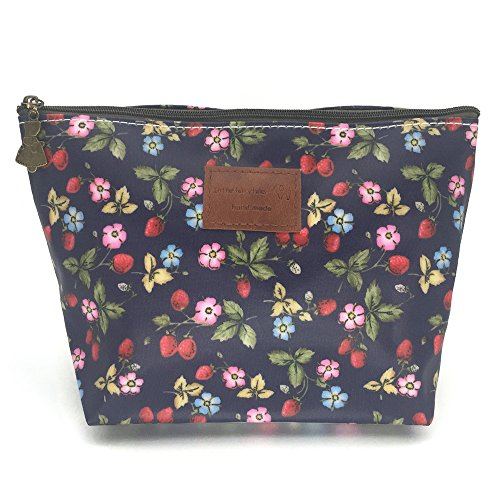 - HUNGER Cherry Blossom Make-Up Cosmetic Bag Carry Case , 14 Patterns (P11417016)