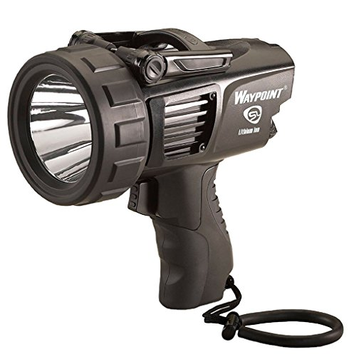 Streamlight Waypoint Spotlight LED 1,000 Lumens Rechargeable Black