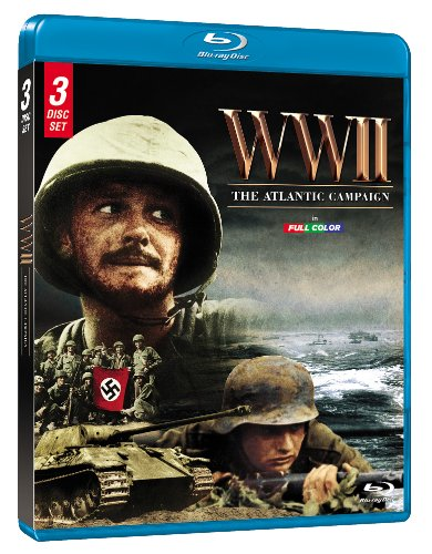 WWII: The Atlantic Campaign (3-Pk) [Blu-ray]