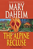 Front cover for the book The Alpine Recluse by Mary Daheim