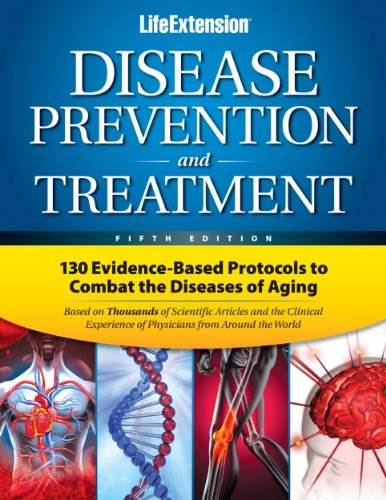 By Life Extension Disease Prevention & Treatment 5th Edition 5e