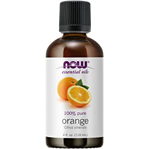 Now Foods Orange Oil, SWEET, 4 OZ