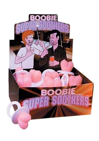 Amazon.com: Boobie Super chupetes – Display de 24: Health ...