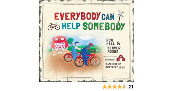 Everybody Can Help Somebody (English Edition)