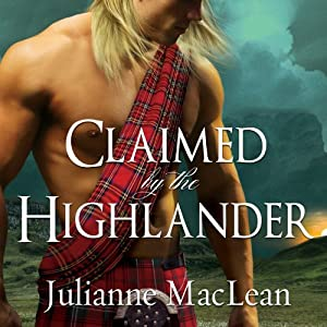 Claimed by the Highlander Audiobook