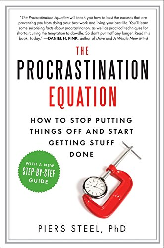 Getting Stuff Done: Getting Beyond Procrastination