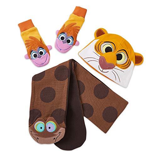 Disney The Jungle Book Warmwear Accessories Set - Disney Furrytale friends Size XS/S