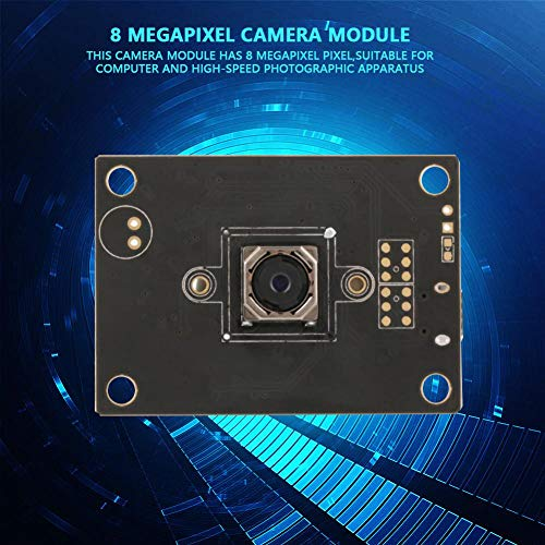 Automatic Focusing 8 Megapixel HD USB Camera Module for Photographing A4 Text by Wal front (Image #6)