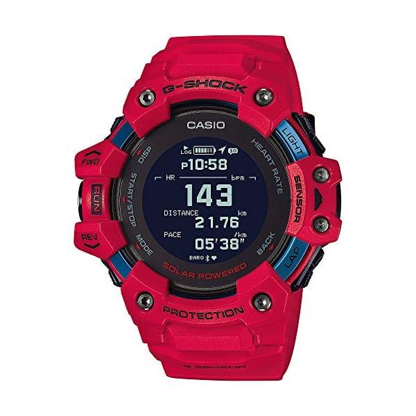 Casio G-Shock G-Squad - Reloj GBD-H1000-4ER, 2020 2