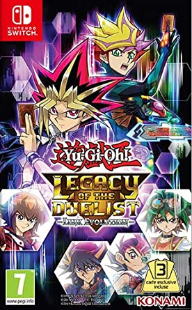 YU-GI-OH! LEGACY OF THE DUELIST: LINK EVOLUTION ...