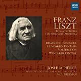 Liszt%3A Romantic Works for Piano and Or