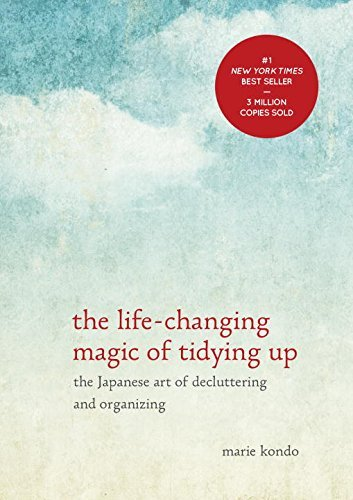 Life Changing Magic Tidying Decluttering Organizing