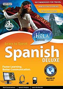 Learn to Speak Spanish Deluxe [Download]