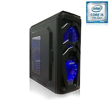 PC Sobremesa Ordenador Azirox Spyder Intel i5 7400 3,00 GHz ...