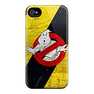 Protector Cell-phone Hard Cover For Iphone 6 With Provide Private Custom Realistic Ghost Busters Series JohnPrimeauMaurice
