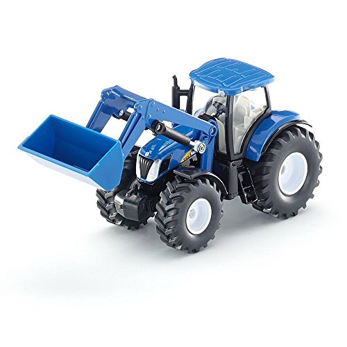 - Siku New Holland T7070 Tractor With Front Loader