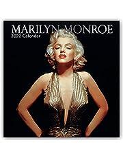 Marilyn Monroe 2022 – 16-Monatskalender: Original The Gifted Stationery Co. Ltd [Mehrsprachig] [Kalender]: Original Graphique de France-Kalender