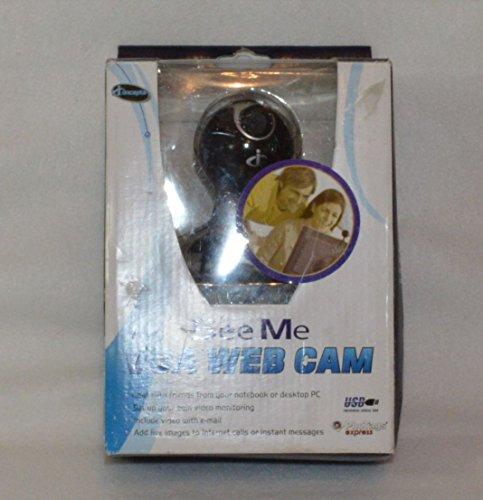 Sakar See Me USB VGA Webcam With Mic