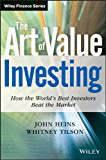 The Art of Value Investing: How the World's Best Investors Beat the Market (Wiley Finance Book 531)