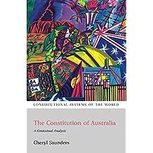 Constitution of Australia: A Contextual Analysis