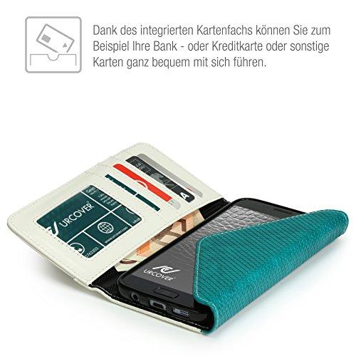 S7 Samsung Housse en Galaxy Un Urcover Tout Pochette Portefeuille Chic w0qUPgZ