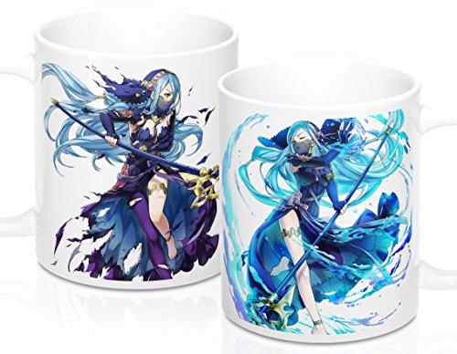 - Fire Emblem Mug - Performing Azura Mug