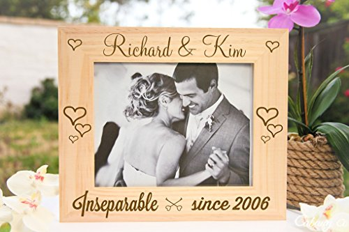 Personalized Picture Frame - Inseparable - Ray Ban Since