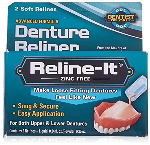 Baking Soda Drug Test - D.O.C. Reline-It Advanced Denture Reliner