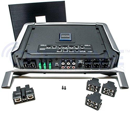 Alpine X-A90V X-Series Power Density