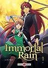Immortal Rain, tome 1 par Ozaki