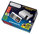 Nintendo NES console Classic Mini European version with 30 built-in games. Installed Games: Balloon Fight - Bubble Bobble - Castlevania - Castlevania II: Simon's Quest - Donkey Kong - Donkey Kong Jr. - Double Dragon II: The Revenge - Dr. Mari...