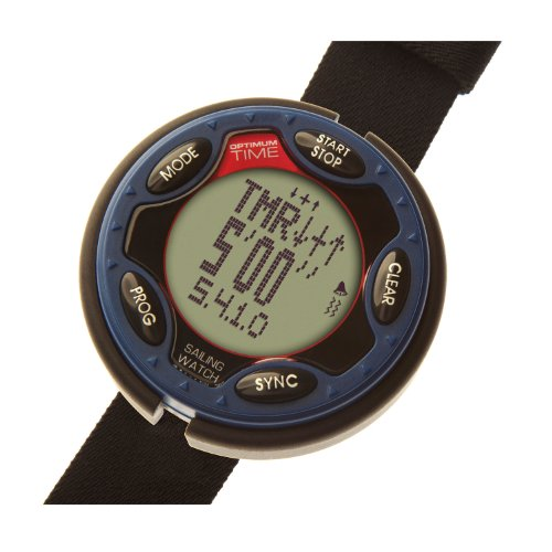 (Optimum Time Series 14R Rechargeable Sailing Watch & Timer (Blue))