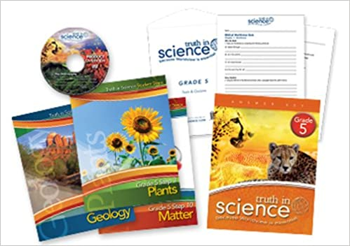Truth in Science - Grade 5 - Student STEPs Package