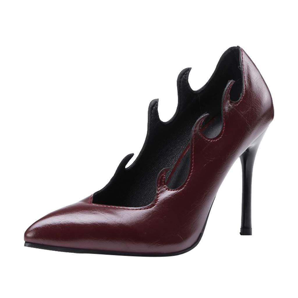 Sandalias correctoras juanetes, Lowpointed Zapatos de Tacón Bajo Nubuck Vestido para Mujer 11.5cm (35-43): Amazon.es: Zapatos y complementos