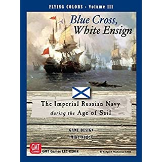 GMT Games Blue Cross, White Ensign