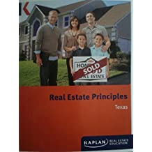 Texas Real Estate Principles (Kaplan Real Estate Education)