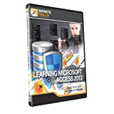 Learning Microsoft Access 2013 - Training DVD